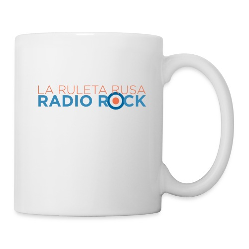 La Ruleta Rusa Radio Rock. Landscape Primary. - Taza