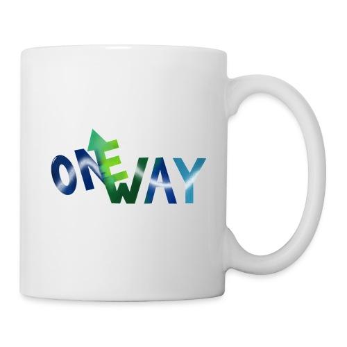 One Way - Tasse