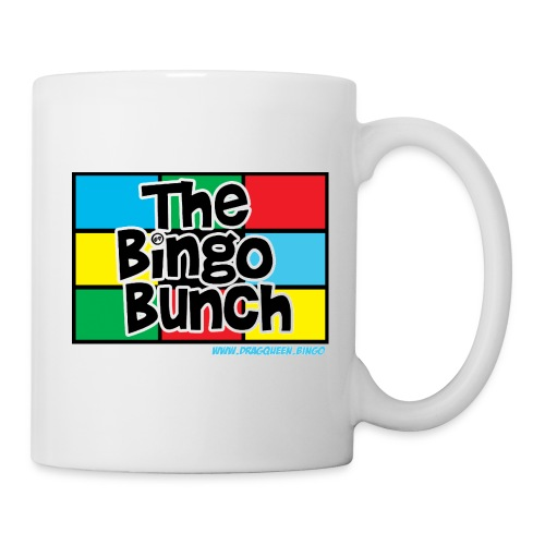 BINGO BUNCH MONDRIAN - Mug