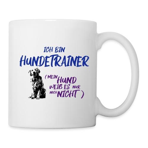 Ich bin Hundetrainer - Golden Retriever / Geschenk - Tasse