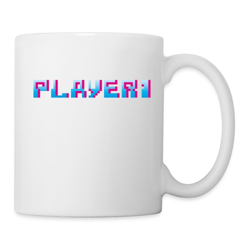 Arcade Game - Player 1 - Mug