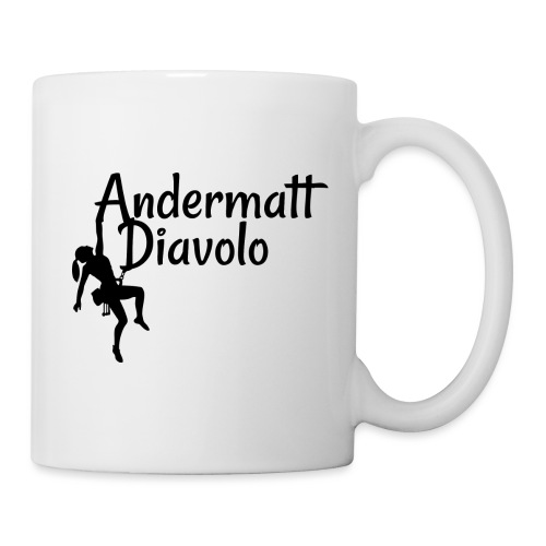 Andermatt Diavolo Uri Geschenkidee - Tasse