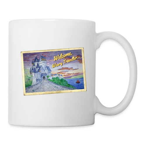 Travellers Guide - Mug