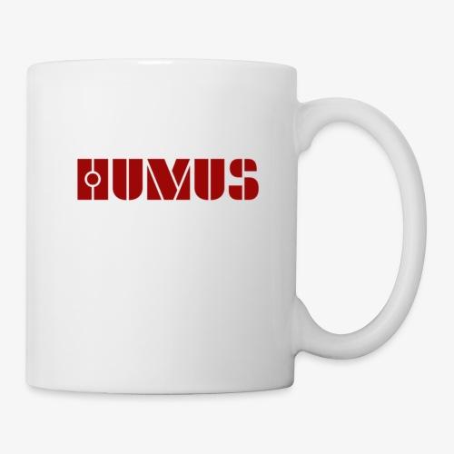 Densm logga HUMUS - Mugg