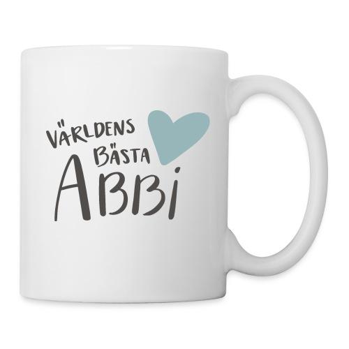 Världens bästa Abbi - Mugg