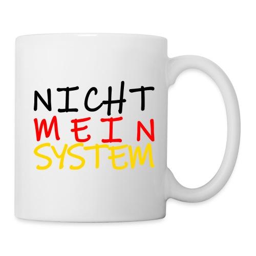 NICHT MEIN SYSTEM - Tasse