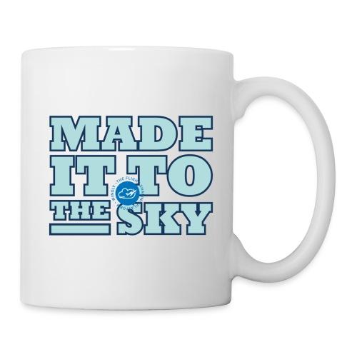 Made it to the sky (Light blue) - Mug