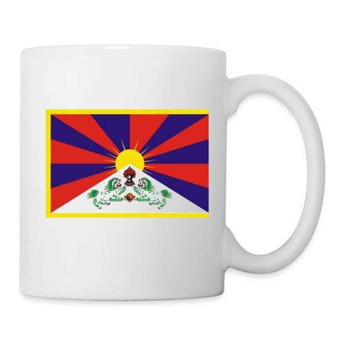 tibetflag - Tasse