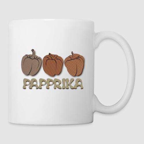 PaPPrika - Tasse