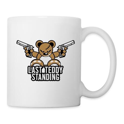 Teddy »Last Stand« - Color - Tasse