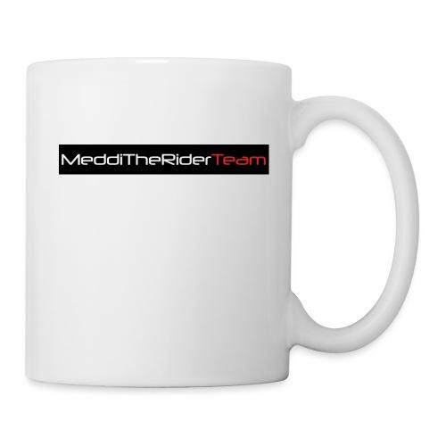 MeddiTheRiderTeam - Tazza