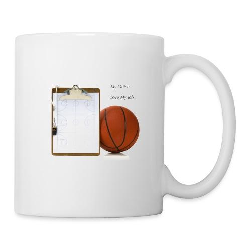 Coach Basket Lifestyle - Mug blanc
