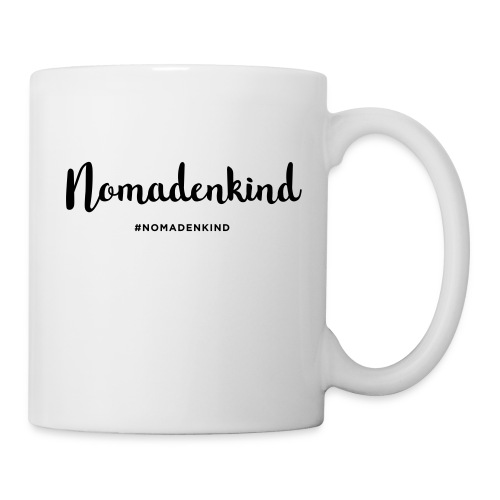Nomadenkind by Solonomade - Tasse