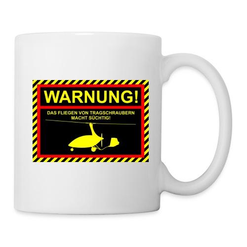 Tasse Warnung CALIDUS - Tasse