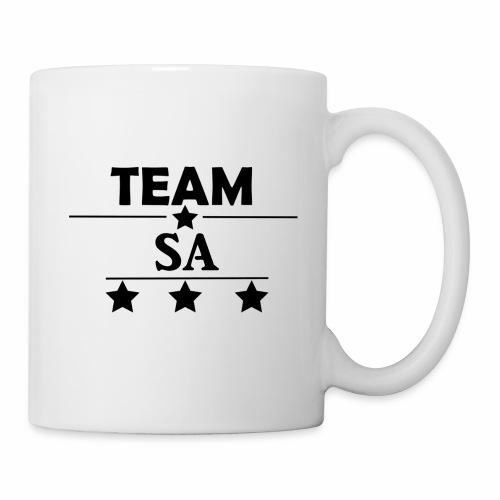 Team SA Logo - Mugg