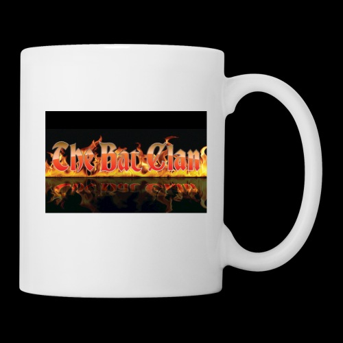 bat clan fire logo - Mug