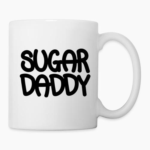 Sugar Daddy Zwart - Mok