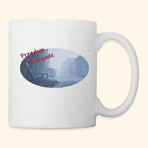 to survive is all it takes - Mug