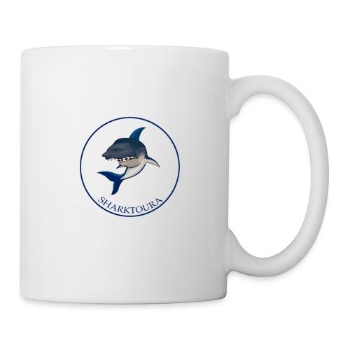 Sharktoura - Mug blanc