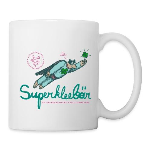 Der Superkleebär - Tasse