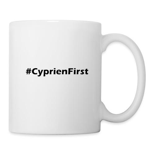 CyprienFirst - Mug blanc