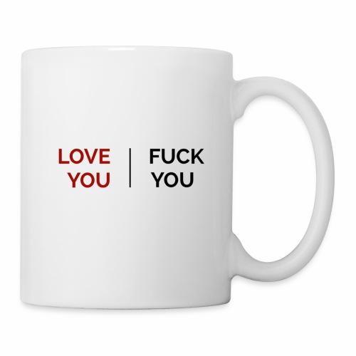 Love You I Fuck You - Mugg