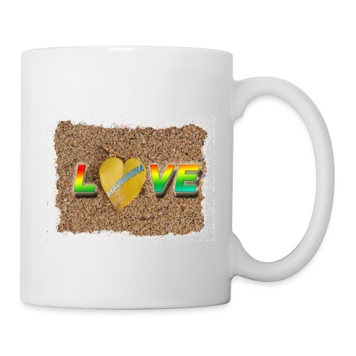 love,madinina - Mug blanc