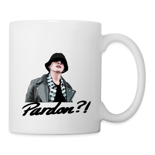 Pardon color - Mug