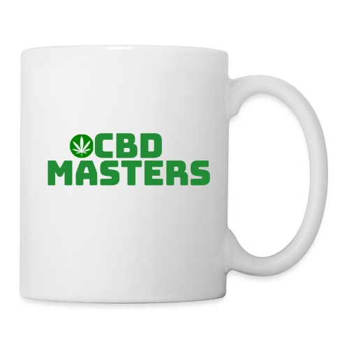 Logo - CBDMasters - Tasse