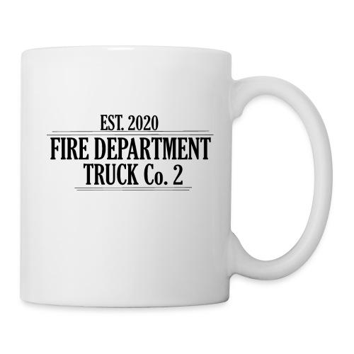 Truck Co.2 - BLACK - Kop/krus