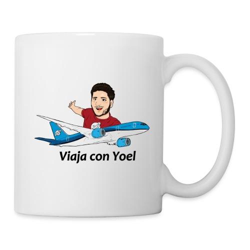 Frequent Flyer Red Viaja con Yoel - Taza