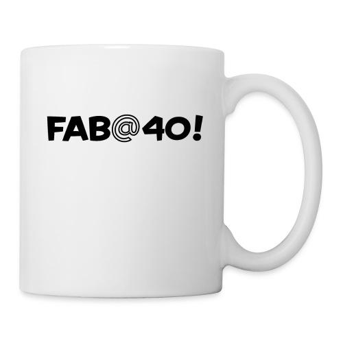 FAB AT 40! - Mug