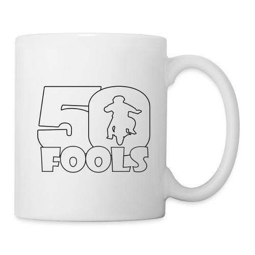 50FOOLSLOGOSPREADSHIRT png - Mok
