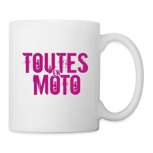 1 Logo TEM - Mug blanc