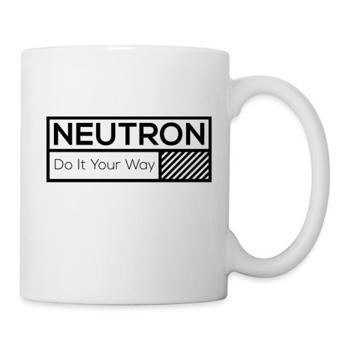Neutron Vintage-Label - Tasse