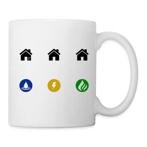 Utilities Graph - Mug