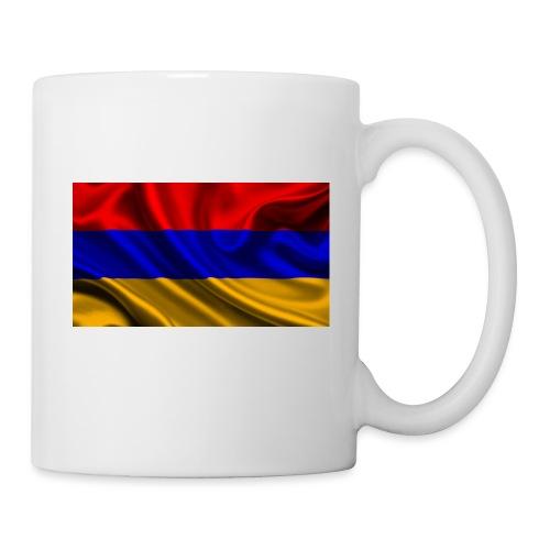 armenia - Mug blanc