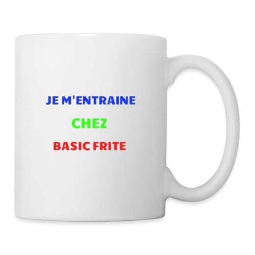 Basic Frite - Mug blanc