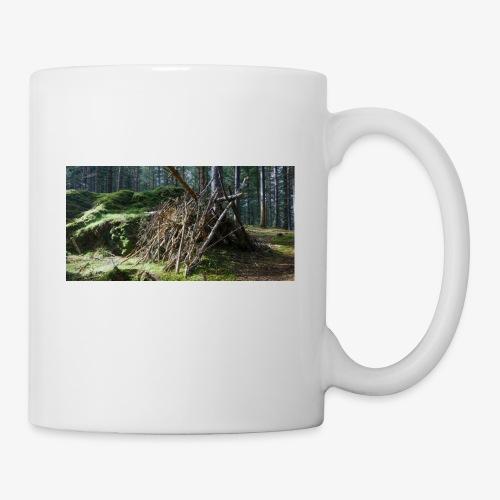 Wooden Hut - Mug