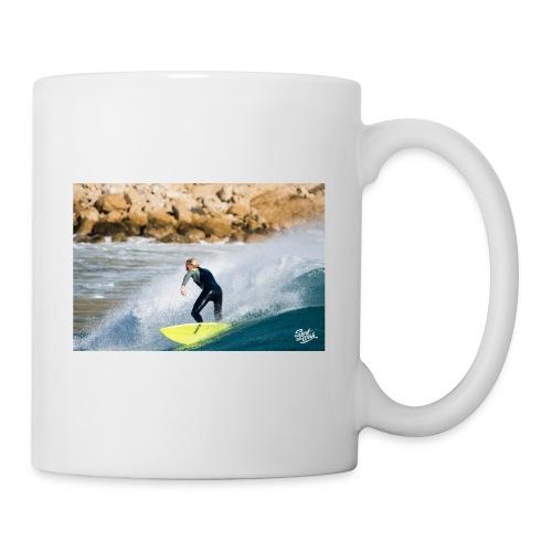 Wave after wave - Tasse
