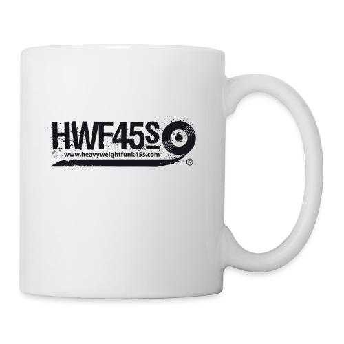 HWF45S Retro Logo Black - Mug