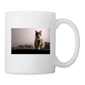 Charlie and his chess board - Mug