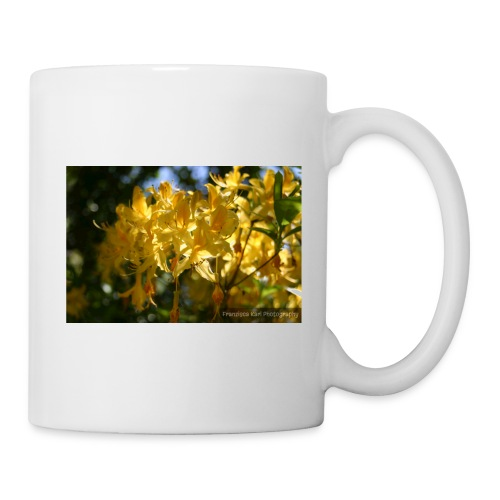 Yellow Lilles - Mug