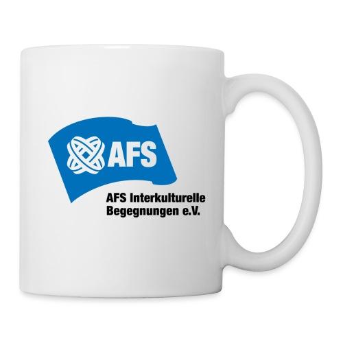 AFS-Logo - Tasse