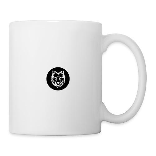 La Tanière des Chiens-Loups - Mug blanc