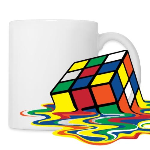Rubik's Cube Melting Cube - Mug