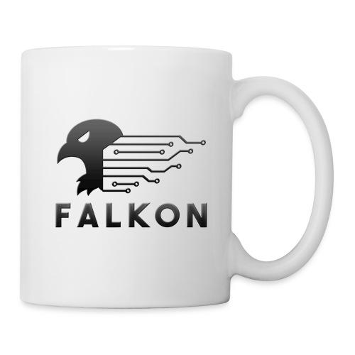 FALKON - Mug blanc