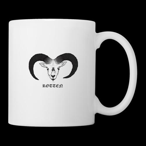 ROTTEN - Mug blanc