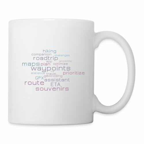 Cachetur.no Word Cloud - Mug