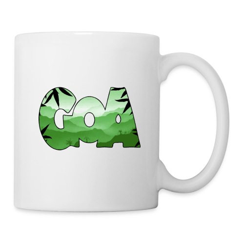 Goa logo 2 - Mug